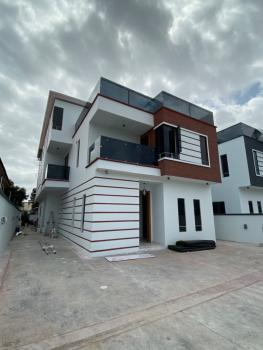 Contemporary 5 Bedroom Detached Duplex with B.q, Lekki Phase 1, Lekki, Lagos, Detached Duplex for Sale