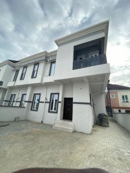 Newly Built 4 Bedroom Semi Detached Duplex B.q, By Lekki 2nd Toll Gate, Lekki, Lagos, Semi-detached Duplex for Sale