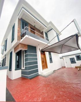Beautiful Brand New 5 Bedroom Fully Detached Duplex with a Room Bq, Chevron, Lekki, Lagos, Detached Duplex for Sale