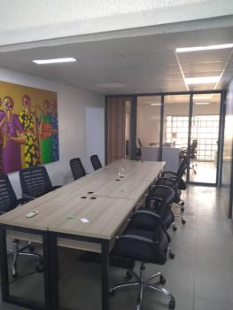 187sqm Fully Furnished and Serviced Office Space, 299, Akin Olugbade Street, By Idowu Martins, Victoria Island (vi), Lagos, Office Space for Rent