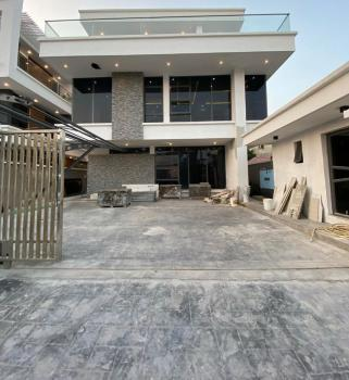 Magnificent 5 Bedroom Fully Detached House with 2 Rooms Bq, Serviced Gated Estate, Lekki Phase 1, Lekki, Lagos, Detached Duplex for Sale