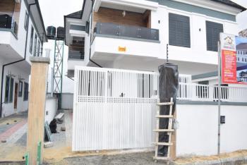 Lovely 4 Bedrooms Fully Detached Duplex, Chevron Alternative, Lekki Phase 2, Lekki, Lagos, Detached Duplex for Rent