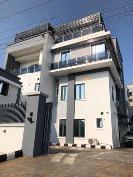 Newly Built 5 Bedrooms Semi Detected Duplex with B.q, Oniru, Victoria Island (vi), Lagos, Semi-detached Duplex for Rent