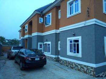 Exquisite 4 Flats of 3 Bedroom En-suite., Old Airport Road Axis., Thinkers Corner, Enugu, Enugu, Block of Flats for Sale