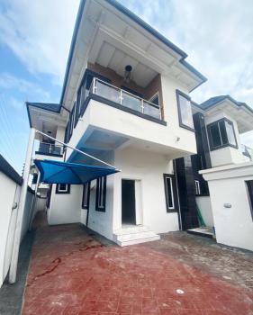 Beautiful 4bedroom Semi Detached House, Osapa, Lekki, Lagos, Semi-detached Duplex for Sale