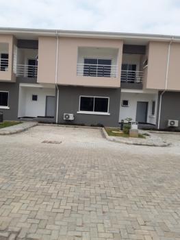 Luxury Service 3 Bedroom Terrace Duplex with Bq., Earls Court Estate Lekki Phase One 3rd Round About., Lekki, Lagos, Terraced Duplex for Sale