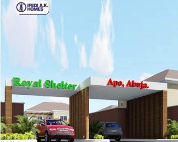 Royal Shelter Estate., Beside Mechanic Village, Along Kabusa Express Way., Apo Resettlement, Apo, Abuja, Residential Land for Sale
