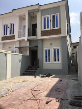 New Luxury 4 Bedroom Semi Detached Duplex in Serene Estate,, Estate Off Allen., Allen, Ikeja, Lagos, Semi-detached Duplex for Sale