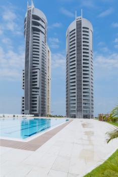 Premium 3 Bedroom Highrise Apartment, Eko Atlantic, Victoria Island (vi), Lagos, Flat for Rent