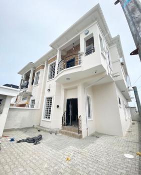 Brand New 4 Bedroom Semi- Detached Duplex + Bq in a Serene Estate, Ikota, Lekki, Lagos, Semi-detached Duplex for Sale