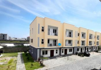 4 Bedrooms Terraced Duplex with a Maids Room, Ikate Elegushi, Lekki, Lagos, Terraced Duplex for Rent