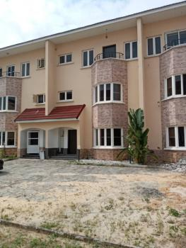 4 Bedroom Tastefully Finished Terraced House with a Bq, Royal Gardens, Ajiwe, Ajah, Lagos, Terraced Duplex for Rent