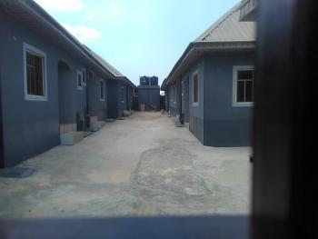 a Newly Built 8 Unit of Mini Flats Plus and  4 Shops, at Ogedengbe Bus Stop., Gberigbe, Ikorodu, Lagos, Block of Flats for Sale