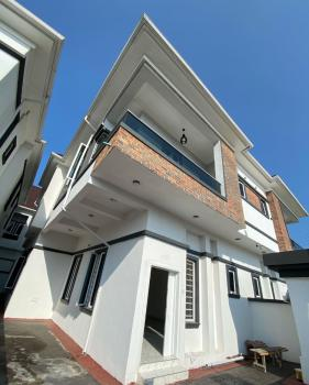 Newly Built 4 Bedroom Semi-detached Duplex, 2nd Toll Gate, Lafiaji, Lekki, Lagos, Semi-detached Duplex for Sale