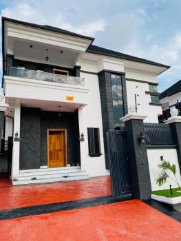 Newly Built 4 Bedrooms Fully Detached with Bq, Osapa, Lekki, Lagos, Detached Duplex for Rent
