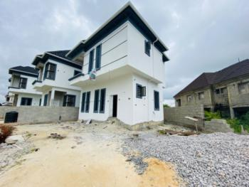 4 Bedroom Fully Detcahed with Bq with Very Large Parking Space, Ikota, Lekki, Lagos, Detached Duplex for Sale