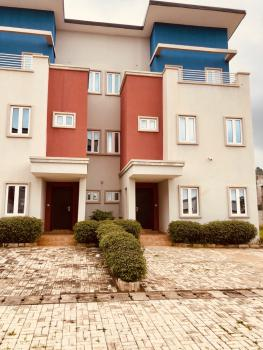 3 Bedrooms Terrace Duplex with a Room Boys Quarter, Katampe Extension, Diplomatic Zones, Abuja, Terraced Duplex for Sale