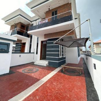 4 Bedroom Semi-detached Duplex, Chevron, Lekki Expressway, Lekki, Lagos, Semi-detached Duplex for Sale