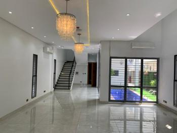 Luxurious 5 Bedroom Mansion with Pool and Beautiful Finishes, Omonrinre Johnson, Lekki Phase 1, Lekki, Lagos, Detached Duplex for Rent