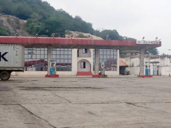 Functional Filling Station on 3000sqm, Lagos- Ojoo Road, Ibadan North-east, Oyo, Filling Station for Sale