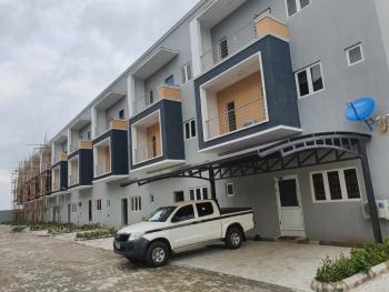 Four Bedroom Terrace Duplex with Bq, Jahi, Abuja, Terraced Duplex for Sale