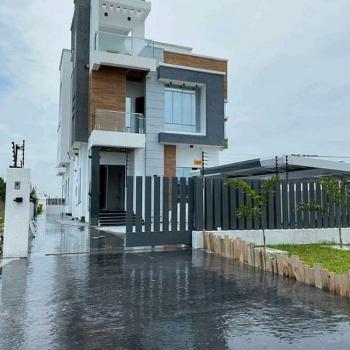 5 Bedrooms Fully Detached Duplex, Pinnock Beach Estate, Osapa, Lekki, Lagos, Detached Duplex for Sale