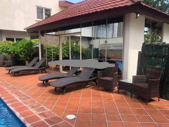 Luxury 3 Bedrooms Apartment, Old Ikoyi, Ikoyi, Lagos, Flat Short Let