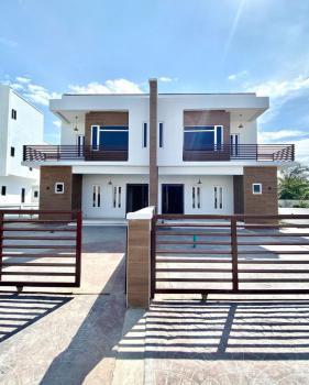 Contemporary 4 Bedroom Semi-detached Houses, Off 2nd Toll Gate, Lafiaji, Lekki, Lagos, Semi-detached Duplex for Sale