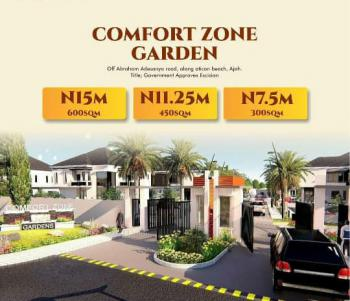 Estate Land, Off Abraham  Adesanya Road, Along Atican Beach,, Sangotedo, Ajah, Lagos, Mixed-use Land for Sale