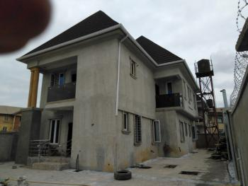 a Newly Built 4 Bedroom Detached House with a Room Bq Attached, Abimbola Estate, Oko Oba Via Abule Egba, Oko-oba, Agege, Lagos, Detached Duplex for Sale