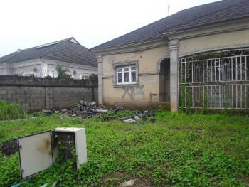 2 Bedroom Semi Detached Bungalow, Behind Citec Estate, Before Turkish Hospital., Mbora (nbora), Abuja, Semi-detached Bungalow for Sale
