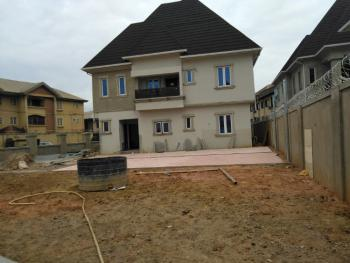 a Luxury 4 Bedroom Detached House with a Room Bq Attached, Abimbola Estate, Oko Oba Via Abule Egba, New Oko-oba, Agege, Lagos, Detached Duplex for Sale