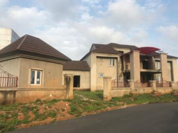 Newly Built 8 Bedroom Duplex (carcass), Naf Valley Estate, Asokoro District, Abuja, Detached Duplex for Sale