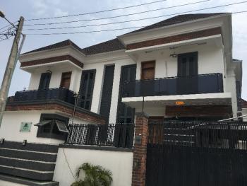 4 Bedroom Semi Detached Duplex with Bq, Chevron Alternative, Chevron Drive, Lekki, Lagos, Semi-detached Duplex for Sale
