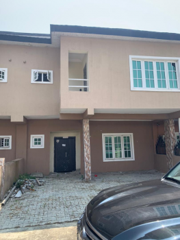 Luxury 4 Bedroom Terrace, Abraham Adesanya, Lekki Phase 2, Lekki, Lagos, Terraced Duplex for Sale