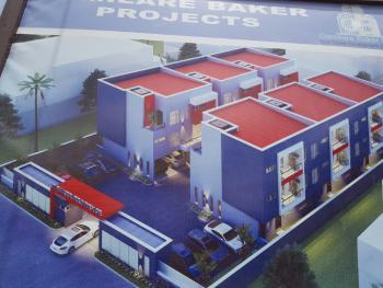 Brand New Off Plan Magnificent Terraced Duplexes., Alli Balogun Close, Adeniyi Jones, Ikeja, Lagos, Terraced Duplex for Sale