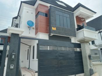 4 Bedroom Fully Detached Duplex with a Room Bq, Chevron Alternative, Lekki Phase 1, Lekki, Lagos, Detached Duplex for Rent
