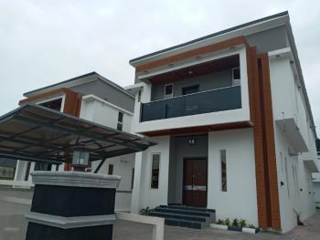 5 Bedroom Fully Detached Duplex with a Room Bq., Megamound Estate., Ikota, Lekki, Lagos, Detached Duplex for Sale