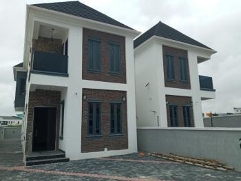 4 Bedroom Fully Detached Duplex, Westernend Estate Ikota, Ikota, Lekki, Lagos, Detached Duplex for Sale