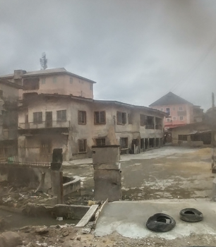 3 Plots of Land with Old Demolishable Buildings., Awofala Close, Akoka, Yaba, Lagos, Mixed-use Land for Sale