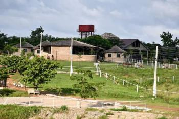 Central Park and Gardens., Airport Road., Kuje, Abuja, Residential Land for Sale