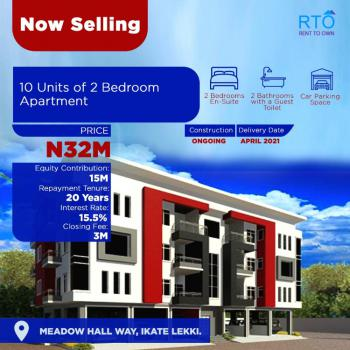 Super Affordable Housing with Flexible 20 Years Payment., By The Prestigious Richmond Estate Road, Beside Meadow Hall School., Ikate Elegushi, Lekki, Lagos, Block of Flats for Sale