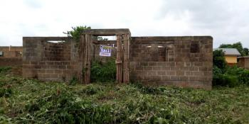 a Modern Uncompleted 4 Bedroom Bongalow., Arapaja Odo Ona Elewe Side.. Acesible Through Taska Akala Espress., Ido, Ido, Oyo, Detached Bungalow for Sale