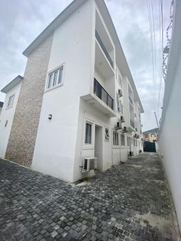 Luxury 3 Bedrooms Terraced Bq, Off Emma Abimibola Cole Street, Lekki Phase 1, Lekki, Lagos, Terraced Duplex for Rent