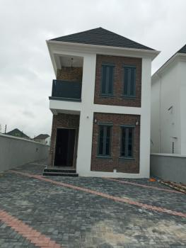 4 Bedroom Fully-detached with a B/q, Westend Estate, Ikota, Lekki, Lagos, Detached Duplex for Sale