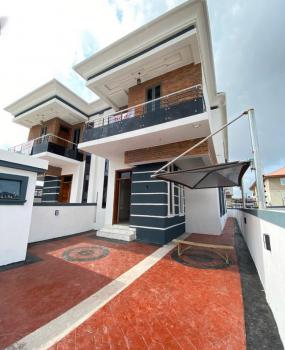 Four Bedroom Semi Detached Duplex with Bq, Chevron, Lekki Phase 2, Lekki, Lagos, Semi-detached Duplex for Sale
