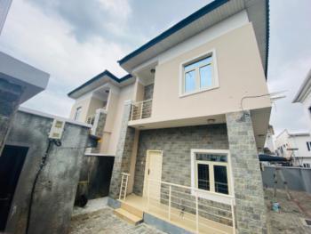 4 Bedroom Semi Detcahed with Bq, Osapa London, Osapa, Lekki, Lagos, Semi-detached Duplex for Rent