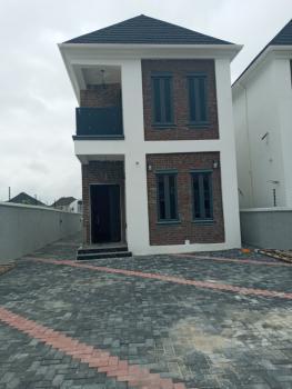 4 Bedroom Fully Detached Duplex with B/q, Westerneend Estate, Ikota, Lekki, Lagos, Detached Duplex for Sale