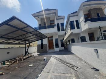 Luxury 5 Bedroom Duplex with Bq., Chevy View Estate., Lekki, Lagos, Detached Duplex for Sale