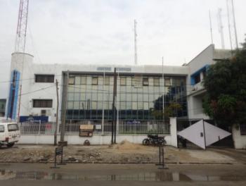 Purposely Built Industrial Property Code Comm., Creek Road, Apapa, Lagos, Factory for Sale